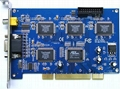 4-channel dvr card