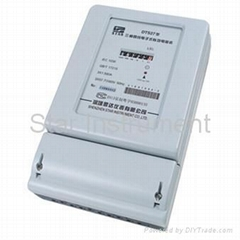 Model DTS27 Electronic Three-phase Watt-hour Meter