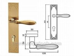 fashional handle lock