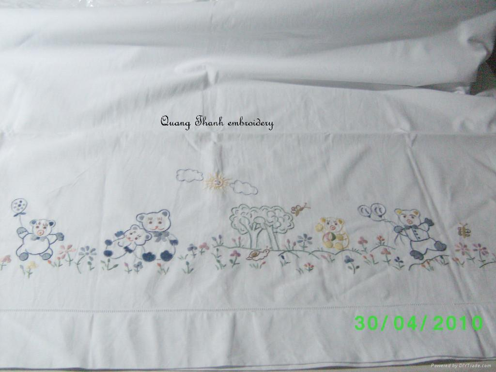 Vietnam Table Linens, Bedding Linens, Home textile linens, Hand