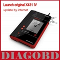 2013 powerful professional auto scanner launch x431 IV,update online