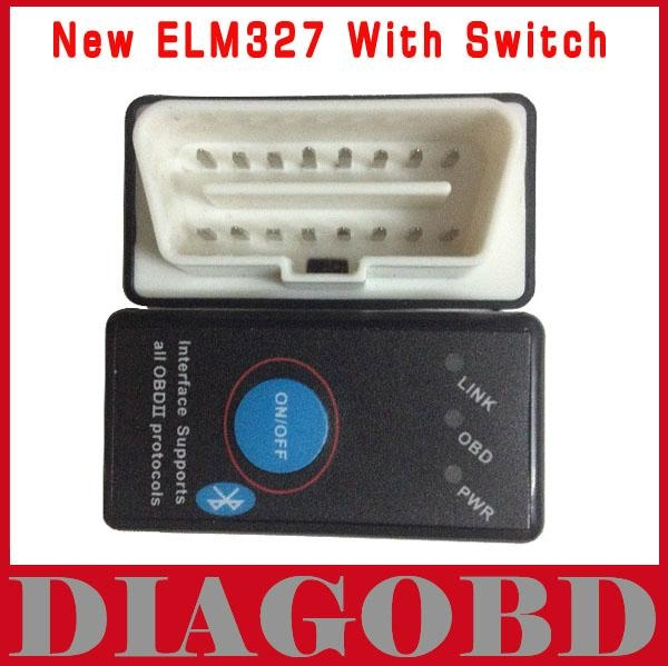 Mini ELM327 OBD2 II Bluetooth Car Auto Diagnostic Interface Scanner