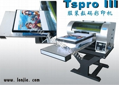 Garment Flatbed printer