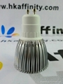 High Power  LED Spot Light 6W Warm White dimmable GU10 240V
