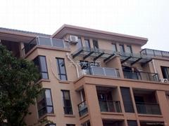 飘窗—壁挂式太阳能热水器