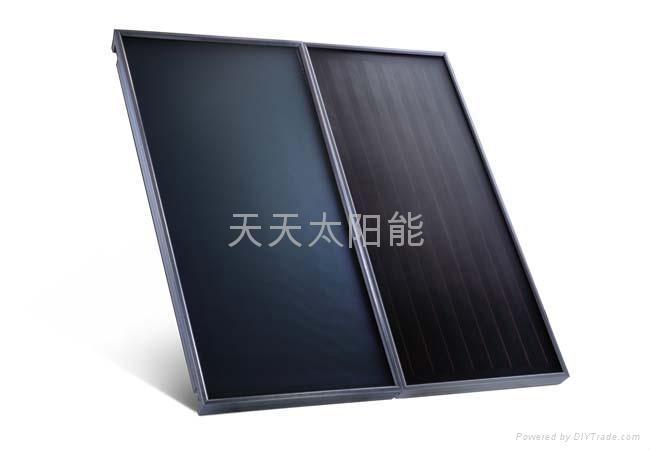 天天(Tiantian)平板式集热器 1