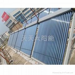 天天(Tiantian)热管式集热器
