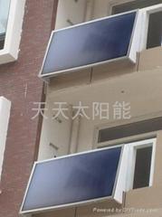 飘窗式太阳能热水器