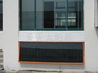 天天(Tiantian)壁挂式太阳能热水系统 2