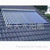 分体承压式太阳能热水器