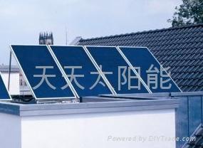 天天(Tiantian)壁挂式太阳能热水系统 3