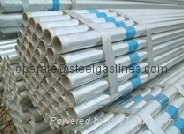 Galvanized carbon steel pipes-operate(at)steelgaslines(dot)com