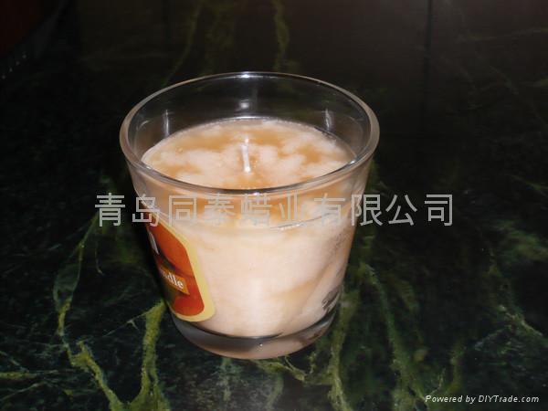 香茅油蠟燭 1