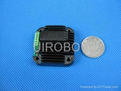 UIM stepper motor controller/driver
