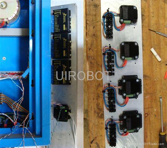 Bipolar and Unipolar Stepper Motor Driver - UIM - UIROBOT