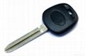toyota transponder remote key