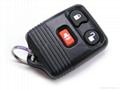 Ford remote key 3 button