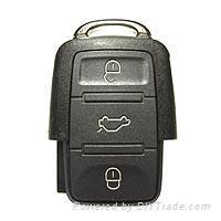 vw remote transponder key 4