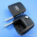 Audi filp remote key head ID48 1