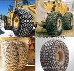 20#双轮轮胎保护链