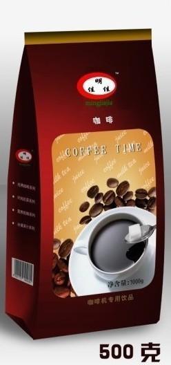 三合一咖啡粉 3