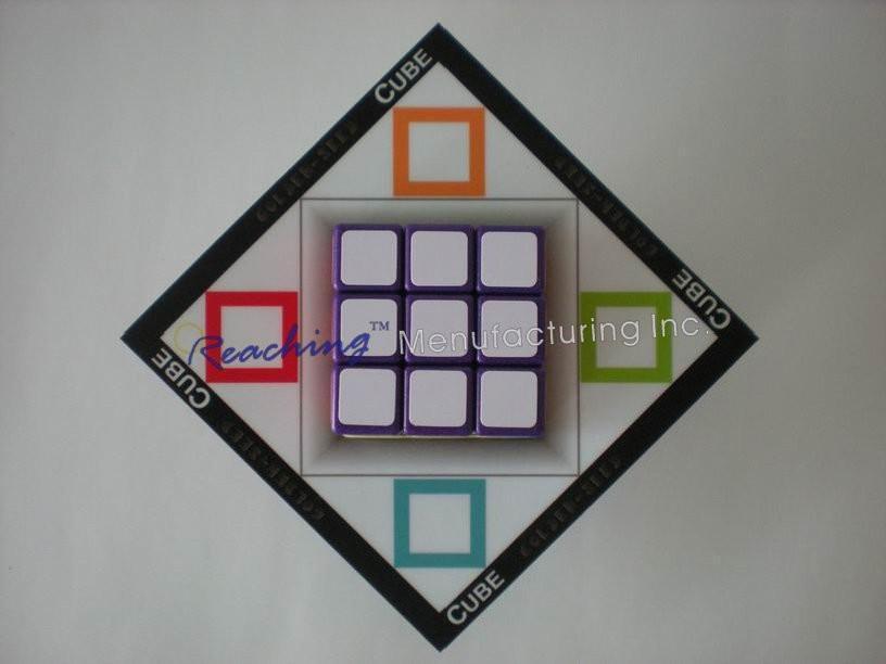 3×3 Magic cube(HIPS MATERIAL) 3