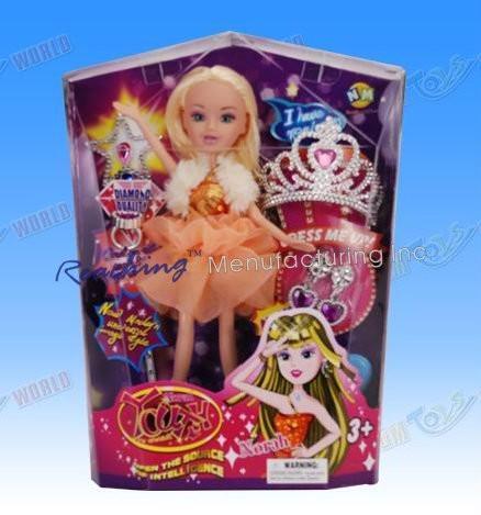9.5 Inch Norah Doll fashion set   2