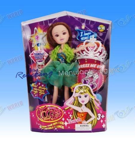 9.5 Inch Norah Doll fashion set   3