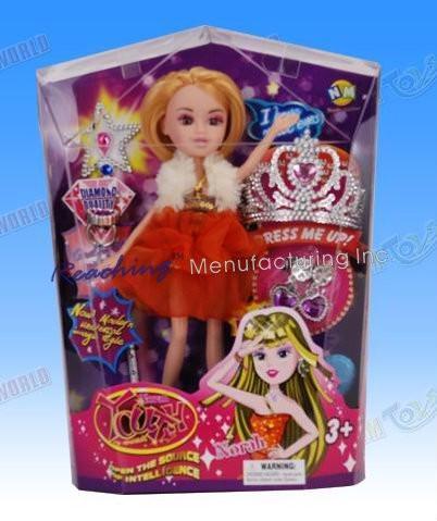 9.5 Inch Norah Doll fashion set   5