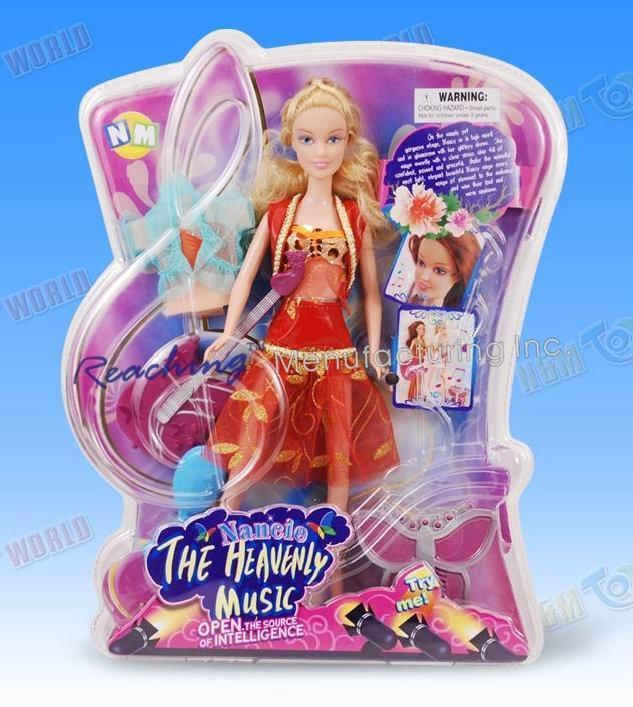 NM 11.5 Inch Nancie Doll fashion set   3