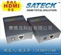 HDMI延長器 100M 信號穩定工程幫手 1