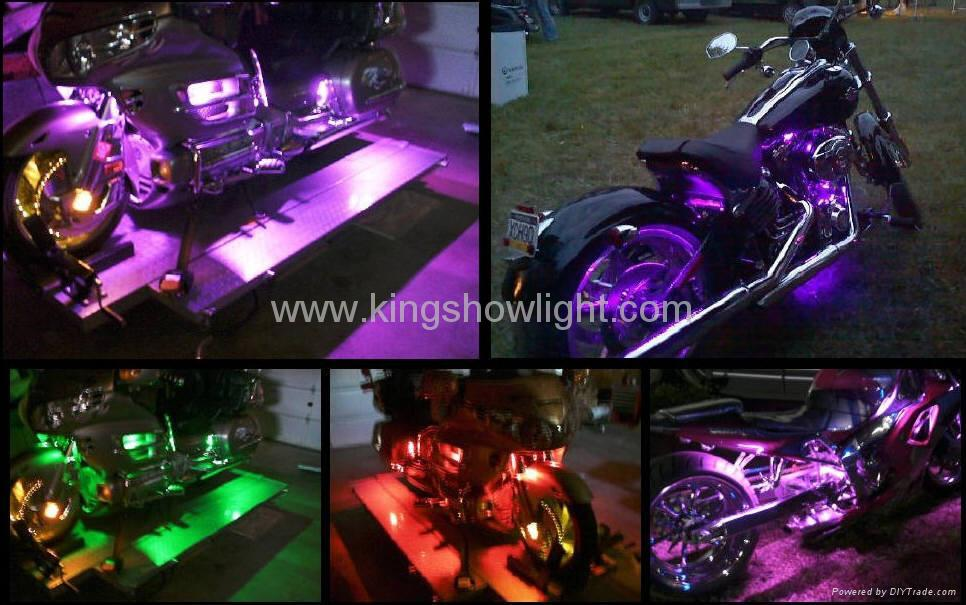 6pc purple led flexible led strip kit motorcycle lights led strip 6pc purple led flexible led strip kit motorcycle lights 4 mozeypictures Image collections