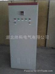 水阻櫃繞線電機液體起動櫃