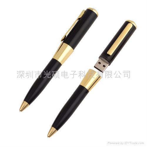 供應國內外貿禮品激光筆U盤 2
