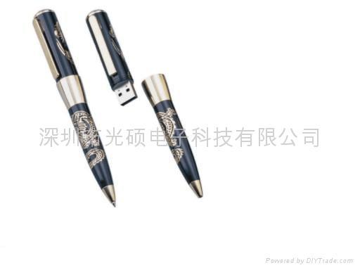 供應國內外貿禮品激光筆U盤 5