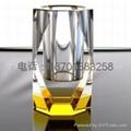 上海水晶笔筒