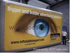 inflatable advertising product