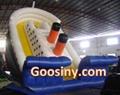 inflatable slide  4