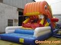 inflatable slide  5