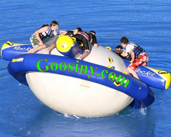 Inflatable Saturn Rocker Water Satrun Isr 001 Goosiny China Manufacturer Inflatable