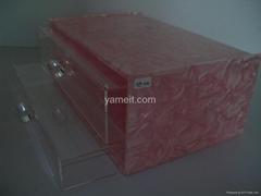 有机玻璃首饰盒