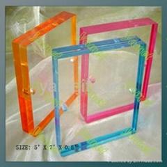 有机玻璃相框