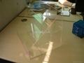 有機玻璃資料架