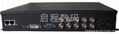 带HDMI/DVI接口的三星DID液晶拼接图像处理器