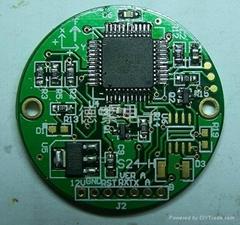 電子羅盤集成傾角傳感器