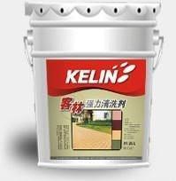 洗瓷磚用客林強力清洗劑