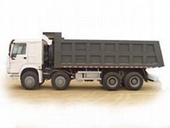 8*4 tipper, heavy duty truck,SINOTRUCK