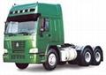 EURO Ⅲ HOWO Tractor Truck