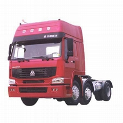 6*2 tractor truck head 375hp