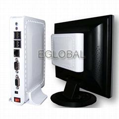 共享器,云終端,瘦客戶端,支持無線網卡,4個USB接口